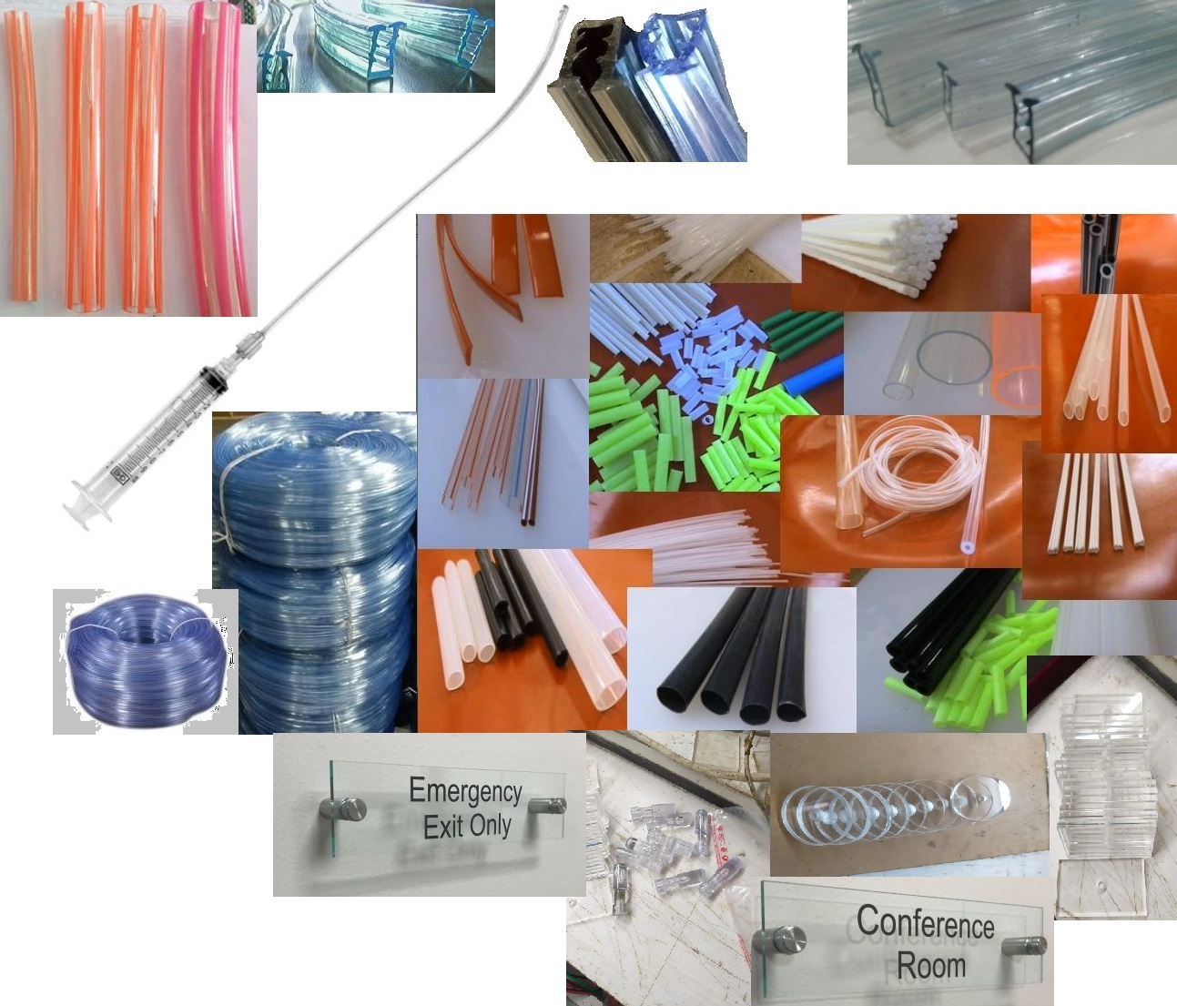 Extrusion items - Pipes, Tubes, Stirrers, Cotton buds sticks, Cannula, Catheters
